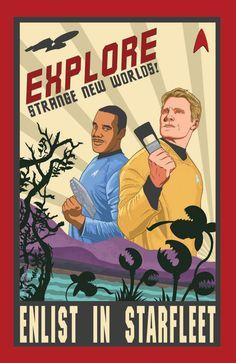 Starfleet Propaganda