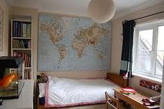 Ikea premiar canvas world wall map 149 we actually have this in ikea world map for boys roomr james room gumiabroncs Image collections