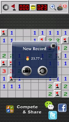 Minesweeper Deluxe  by Simply Game gone Free