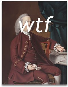 Shawn Huckins, Isaac Royall's Comment: What The Fuck?, 2012