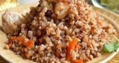 Лучшие 9 блюд из гречки. Вкусно и полезно