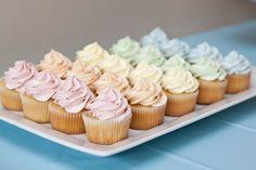 Jane's Rainbow First Birthday Party