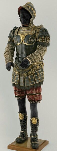 Parade armour