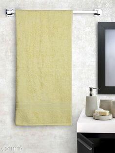 Bath & Beach Towels Lovely Cotton Bath Towel Material : Cotton Size ( L X B ) : 75 cm X 150 cm Description : It Has 1 Piece Of Bath Towel Pattern : Solid Country of Origin: India Sizes Available: Free Size   Catalog Rating: ★4.2 (972)  Catalog Name: Lovely Cotton Bath Towels Vol 4 CatalogID_279687 C71-SC1110 Code: 203-2111119-