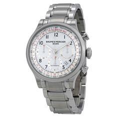 Baume and Mercier Capeland Chronograph Men's Watch MOA10061
