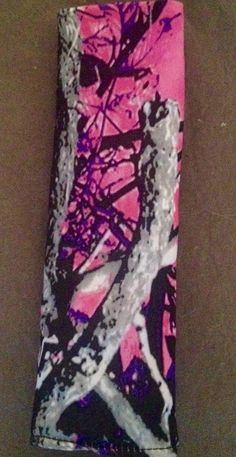 Muddy Girl Camo Seat Belt Cover Set of 2 by CraftyAshley90 on Etsy