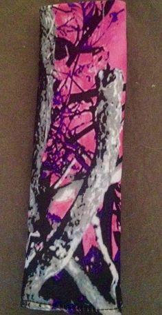 Muddy Girl Camo Seat Belt Cover Set of 2 by CraftyAshley90 on Etsy