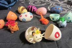 Baby Pokemon in Eggs by ~PrincessPyro00 on deviantART