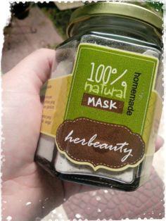 greentea mask. lovely...