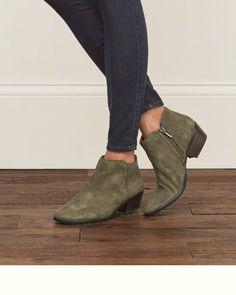 b9073a652f122 sam edelman petty in olive Cute Boots