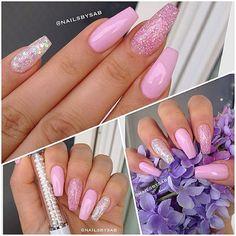 "NailsBySab  on Instagram: ""@hudabeauty #nail #fashion #style #TagsForLikes #cute #beauty #beautiful #instagood #pretty #girl #girls #stylish #sparkles #styles #gliter #nailart #art #opi #photooftheday #essie #unhas #preto #branco #rosa #love #shiny #polish #nailpolish #nailswag"""