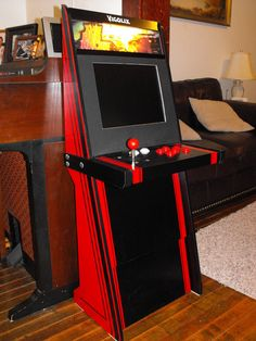 IKEA Hackers: DIY Arcade cabinet I have an old laptop at home ...