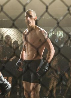 Matthew Fox in Alex Cross. Those abs though...