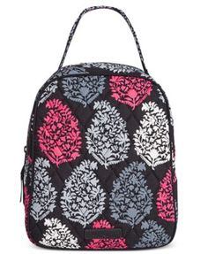 13f55a6276c2 Vera Bradley Iconic Lunch Bunch Bag Handbags   Accessories - Macy s