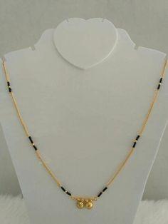 Gold Bangles Design, Gold Earrings Designs, Gold Jewellery Design, Necklace Designs, Diamond Mangalsutra, Gold Mangalsutra Designs, Delicate Gold Necklace, Manish, Siri