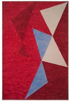 Alfred Volpi, Untitled (laços), 1972