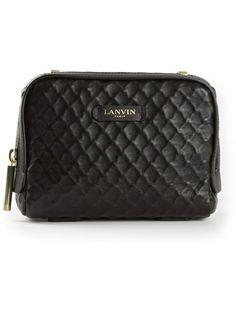LANVIN - quilted shoulder bag 7