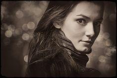 Ирина #портрет #студия #девушка Автор: Олег Бородяев