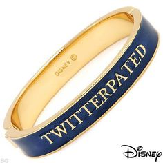 """Twitterpated"" Disney Couture//awesome..i would never have this as a wedding band but it's still fun!"