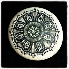 Power stone mandala