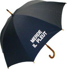 Wish it rained everyday, I wanna carry this umbrella :P