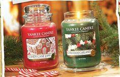 Il Natale si avvicina. Accendi il clima festivo con le Yankee Candles. Fragranze create con ingredienti naturali che riscaldano l'atmosfera casalinga e il tuo cuore, evocando dolci ricordi. Le Yankee Candles sono disponibili in diverse profumazioni su http://www.teresapizzigalloshop.it/56-yankee-candle