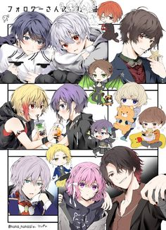 Cute Anime Chibi, Cute Anime Boy, Otaku Anime, Anime Art, Kyou Koi Wo Hajimemasu, Character Art, Character Design, Anime Boy Hair, Pokemon Special