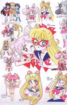 Sailor Moon  cute
