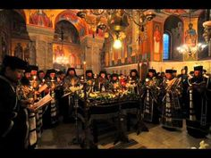 The Lord's Lamentations (Romanian Orthodox Church Chant) clearly Greek/Byz. Holy Friday, Church Music, Religious Paintings, Lamentations, Orthodox Christianity, World Religions, Holy Week, Music Film, Christian Music