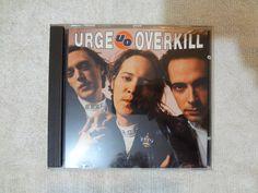 Pitucat Acessórios: Urge Overkill The Supersonic Storybook CD USADO IMPORTADO EUA