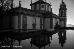 Bom Jesus do Monte:) Photo by Jorge Silva