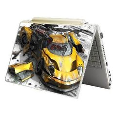 100 More Laptops Skins Bundle Monster, Notebook Laptop, Laptop Stickers, Laptop Skin, Cover Art, Decal, Laptops, Big, Laptop