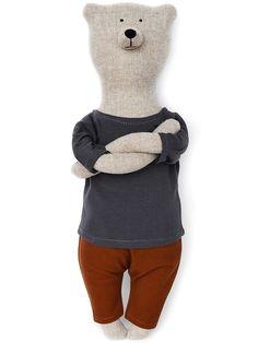 Hand-Made Olav Bear