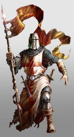 Fantasy Wizard, Fantasy Sword, Fantasy Armor, Medieval Knight, Medieval Fantasy, Templar Knight Tattoo, Vasco Wallpaper, Arte Viking, English Knights