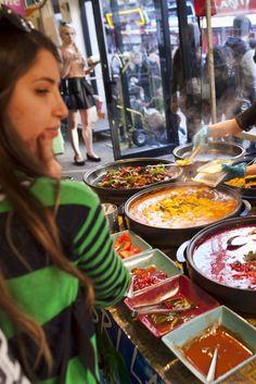 London's Best Food Markets