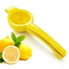 New Star Foodservice 42856 Enameled Aluminum Lemon Squeezer, Yellow - Want a healthy drink? get juicing with an enameled heavy duty die casting aluminum lime squeezer by new star foodservice. Fruit Juicer, Citrus Juicer, Juicer Reviews, How To Make Buttermilk, Buttermilk Recipes, Manual Juicer, Must Have Kitchen Gadgets, Lemon Syrup, Gifts For Cooks