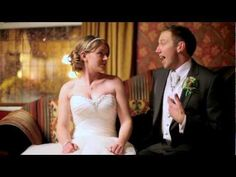 Moves Like Jagger Marryoke - John and Nicola Wedding Music Video - married at Rosemary Presbyterian Church and the reception was held at The Old Inn, Crawfordsburn.