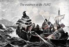 PURO Premium Water [concept] by Odysseas GP, via Behance