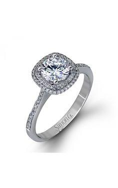 Simon G Engagement Rings Ohio