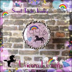 Unicorn Heaven~ By Sweet Treats Jewelry~