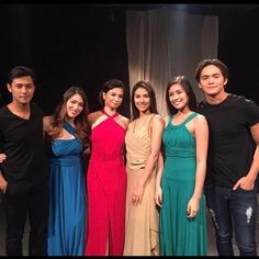 regram The time when our Queen together with the other casts were called in and and knew they were casted for their roles in Encantadia 2016 Congrats for a job well done Sanya. We are so proud of you. We love you and we will always be here for you -ctto- Kylie Padilla, Gma Network, Sanya, Proud Of You, Bridesmaid Dresses, Wedding Dresses, Pinoy, Most Beautiful Women, It Cast