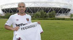 Feghouli West Ham'da  #Feghouli #Westham #Transfer #Football #News #New #Sondakika