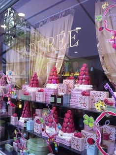 Laduree NYC one of my favorite places in the city