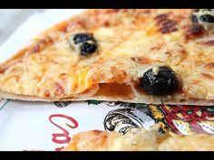 Pizza margherita 100% maison, facile   Recettes faciles, recettes rapides de djouza