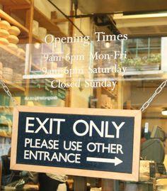 { Neal's Yard frente a Borough MArket es la tienda de quesos más bonita de Londres } #queso #nealsyard #londres
