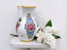 Vintage Vasen - Keramik Vase - ein Designerstück von Oma_Berta bei DaWanda