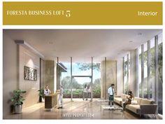 Foresta Business Loft 5 Interior Design.