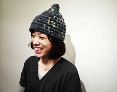 ミックスリリヤーンのどんぐり帽 | アヴリル おすすめキット