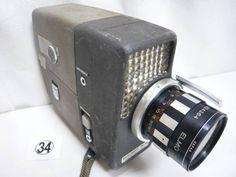 SOZ-909DC エルモ ZOOM AUTO-EYE 8-E ジャンク_画像1