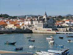 Cascais, Portugal...this is OUR village...lived steps from right here!!...tbh